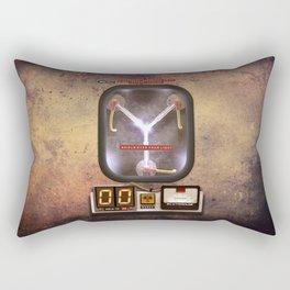 Flux Capacitor Machine Rectangular Pillow