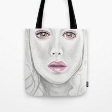 Porcelain Beauty Tote Bag