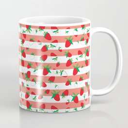 Strawberry field Coffee Mug