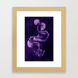 Mr N Framed Art Print