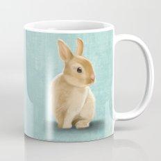 Portrait of a little bunny Mug