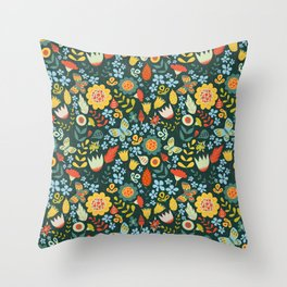 pattern 8009 Throw Pillow