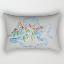Octopus' Garden Rectangular Pillow