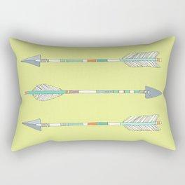 Arrows Trio Rectangular Pillow