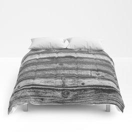 Weathered Wood Wall Comforters