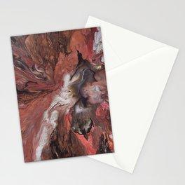 La révérence du dragon Stationery Cards