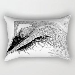 mystic transcendence Rectangular Pillow