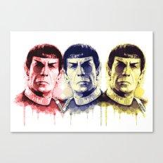 leonardRyB Canvas Print