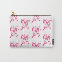 Follow the Herd - All Over Pink #646 Carry-All Pouch