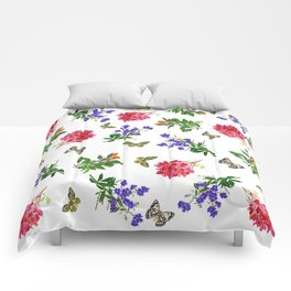 Botanical Mix Comforters