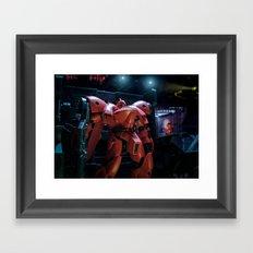 GERBERA TETRA Framed Art Print