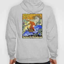 Tales of the Trident:Poseidon with Title Hoody