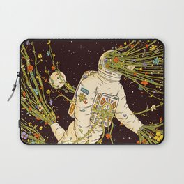 Still Living (Out of Body) Laptop Sleeve