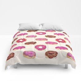 Homemade Doughnuts  Comforters