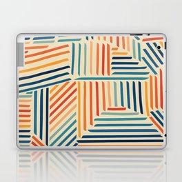 Strypes Laptop & iPad Skin