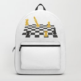 Chess Gameboard Backpack