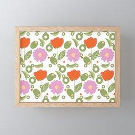 For the Love of Olives Framed Mini Art Print