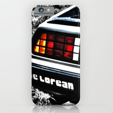 Where We're Going, We Don't Need Roads! Slim Case iPhone 6s