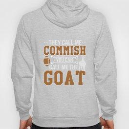 Fantasy Football Goat Gift Hoody