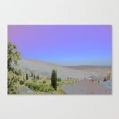 Chromascape 1: Cyprus Canvas Print