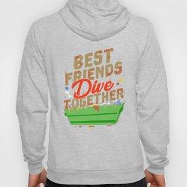 Best Friends Dumpster Dive Together Hoody