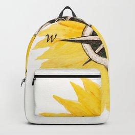Compass  Sunflower Backpack
