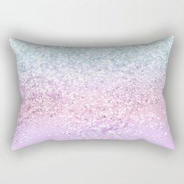 Unicorn Girls Glitter #4 (2019 Version) #shiny #pastel #decor #art #society6 Rectangular Pillow