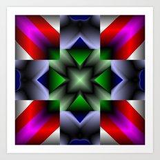 Mandala5 Art Print