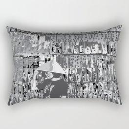 Remembering Jayne Rectangular Pillow