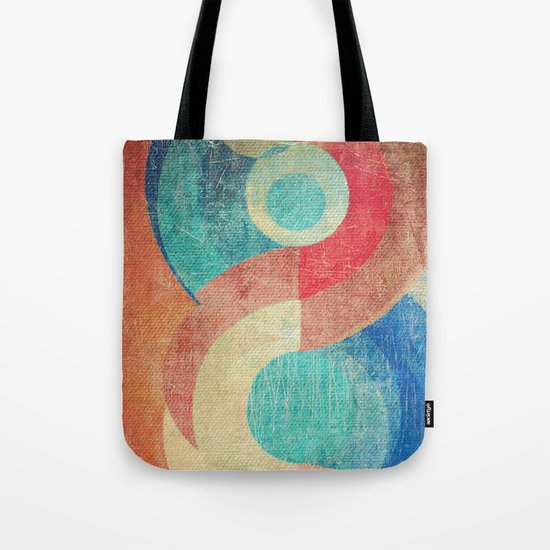 Yin Yang and Something More Tote Bag