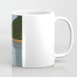 Living on the river Coffee Mug
