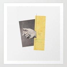 Cigarettes & Cigarettes Art Print