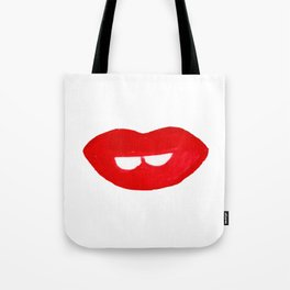 Red Lipstick for Friday Tote Bag