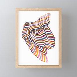 Comfort Framed Mini Art Print