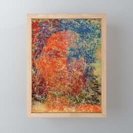 Minerva Framed Mini Art Print