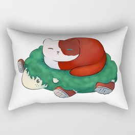 BnHA Atsume - Todoroki Rectangular Pillow