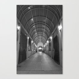 6th 1/2 Ave Canvas Print