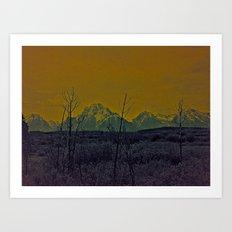 #82 Art Print