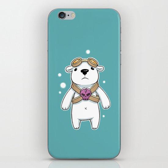 Polar Pilot iPhone & iPod Skin