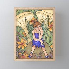 Fairy Framed Mini Art Print