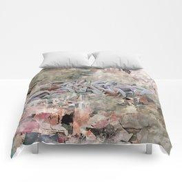 The graffiti Comforters