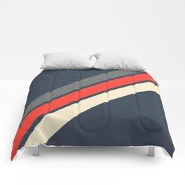 3 Retro Stripes #4 Comforters