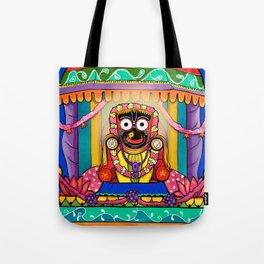 Lord Jagannatha Tote Bag