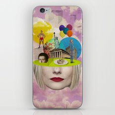 Modern Vintage Collection -- Uncertainty iPhone & iPod Skin