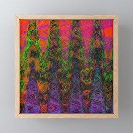 Really Way Far Out Framed Mini Art Print