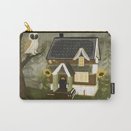 book cottage Carry-All Pouch