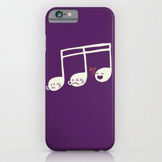 Sounds O.K. (off key) iPhone & iPod Case