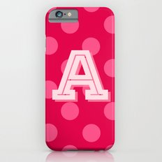 A is for Awesome iPhone 6s Slim Case