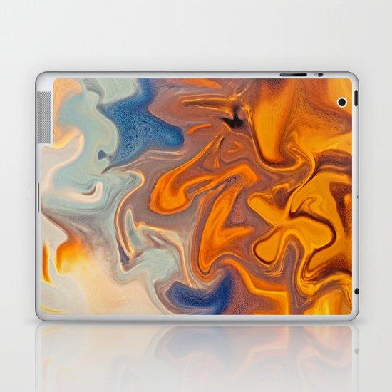 SKY ON FIRE Laptop & iPad Skin