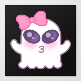 Cute Spooky Canvas Print
